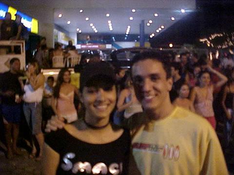 Carnatal 2004 - Viviane Bezerra e Isaac Ribeiro