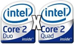 """""""Nem sempre um Core 2 Quad é melhor que um Core 2 Duo."""""""