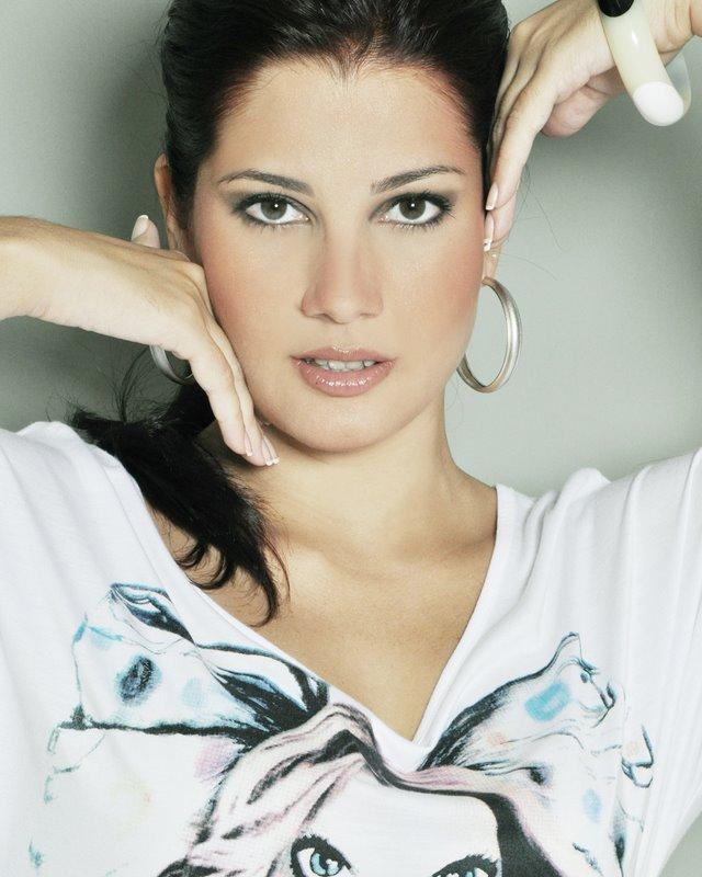 A natalense Fernanda Paiva Diniz, 23, vence concurso Garota Social (Foto: Divulgação)