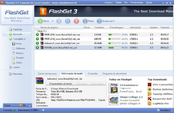 Fileserve Premium Link Generator 1.2 ING Original - Passo a Passo (08)