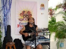 Lançamento do Cordão da Fantasia 2010