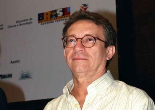 Lúcio Flávio Pinto (Foto publicada na página da SBPC)