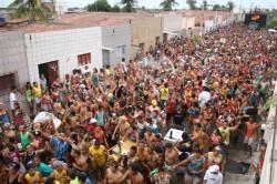 Durante os quatro dias de festa, multidão consagra o segundo maior bloco carnavalesco do país (Foto: Divulgação)