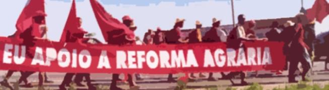 Eu Apoio a Reforma Agrária (Foto: Xornal Dixital Avantar)
