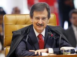 Presidente eleito do STF, Ministro Cezar Peluso